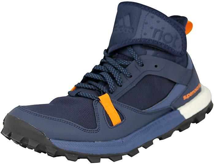 Adidas Boost Supernova Trail Azul Naranja Hombre