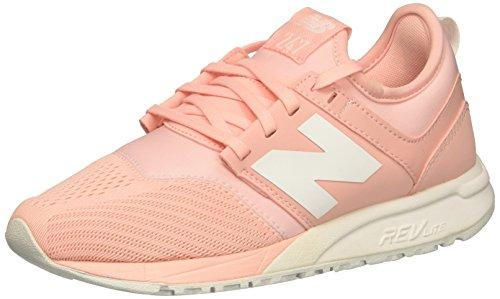 new balance mujer rosa 247