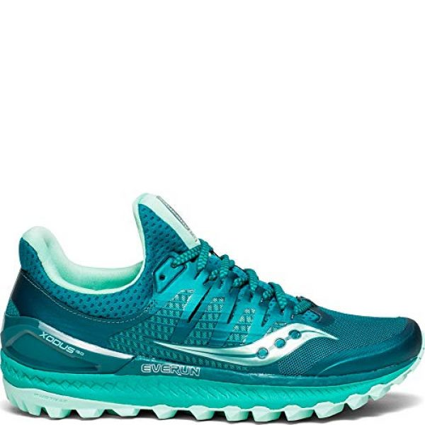 saucony triumph iso 3 mujer verdes