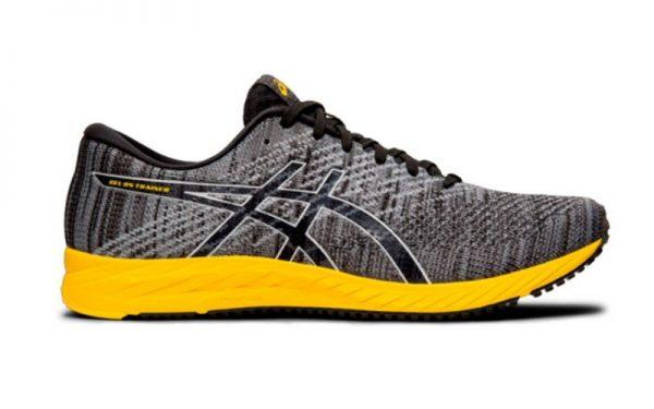 Compre Asics GEL KAYANO 25 Knit Zapatos Para Correr Para Hombre Ligero Verde Oscuro Negro Blanco Entrenador Diseñador Deportivo Zapatillas De Deporte