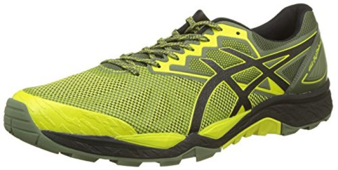 scarpe asics trail uomo