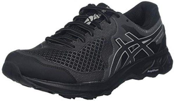 Asics GT 2000 4 Zapatillas de Running, Hombre, Negro (Black