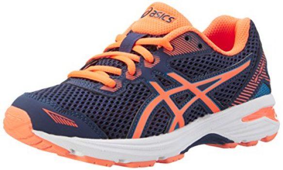 asics gt-1000 7 gs junior running shoes ebay
