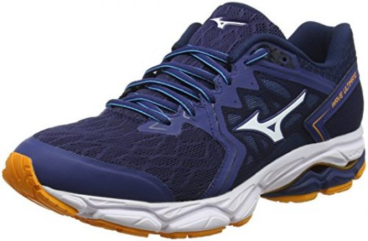 mizuno wave rider 21 runnics navy