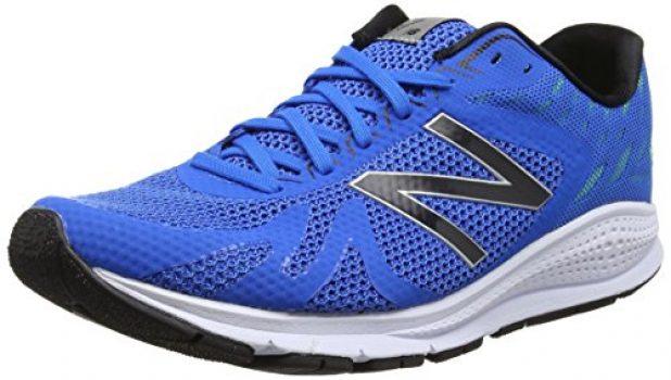 new balance running hombre azul
