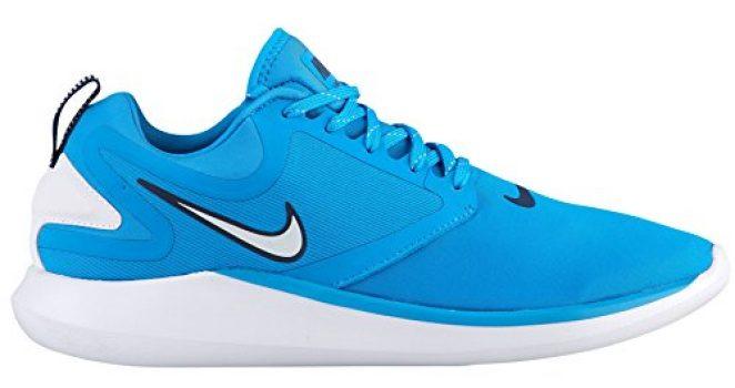 New Nike Lunarsolo Bleu Chaussures De Course Bleu | Hommes